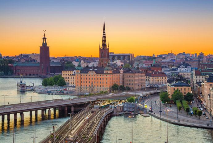 Svensk infrastruktur
